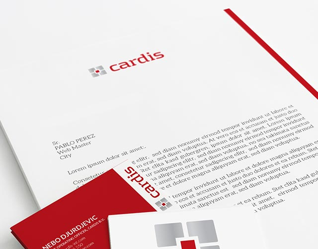 Cardis International Stationary