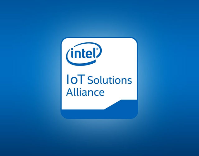 Intel Alliance Badge